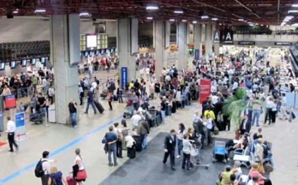 Aeroporto de Guarulhos terá movimentação de quase 1,5 milhão de pessoas no Carnaval