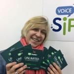 ChatSim: mensagens ilimitadas durante viagens internacionais para brasileiros