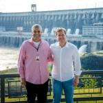 Marx Beltrão anuncia divulgação de Itaipu como destino turístico mundial