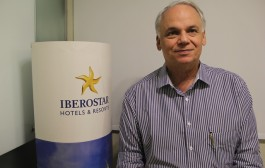 """Orlando Giglio, diretor do Iberostar Brasil: """"Nossa programação de fim de ano está imbatível"""""""