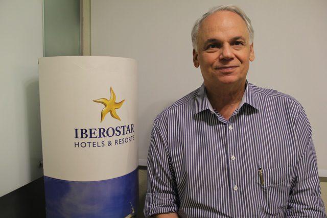 Orlando Giglio, do Iberostar: o que afeta a hotelaria não é o airbnb, mas a falta de segurança