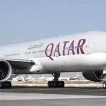 Qatar Airways informa sobre interrupção de voos