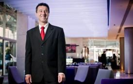 """Carlos Bernardo, da AccorHotels: """"A&B é um dos pilares de sustentabilidade da rede"""""""