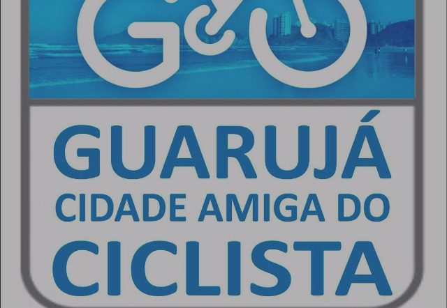 Guarujá apresenta lançamento de selo 'Guarujá – Cidade Amiga do Ciclista'