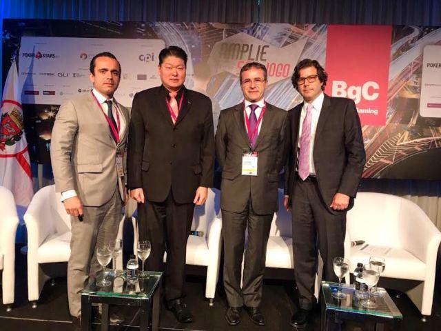 Luigi Rotunno é o representante da ABR no Brazilian Gaming Congress