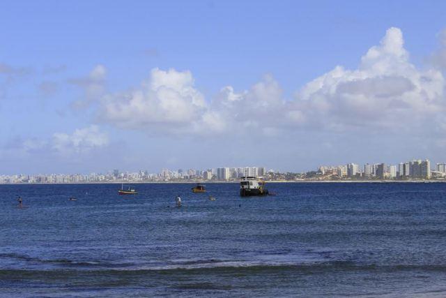 Pesquisa contatou que se estivessem namorando, 12,1% dos homens gostariam, em viagem nacional, de ir com a companheira para a Bahia