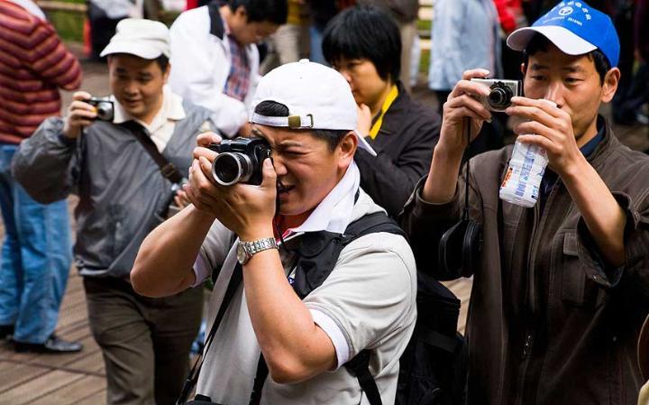 """""""Somente 2% dos visitantes que recebemos em 2016 são provenientes da China, mas é muito importante o interesse de captar turistas desse grande mercado"""", afirmou Liberoff (Foto: arquivo DT)"""