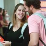 GOL registra momentos apaixonados no aeroporto internacional do Rio de Janeiro