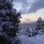 Bariloche alcança recorde histórico de frio no sábado