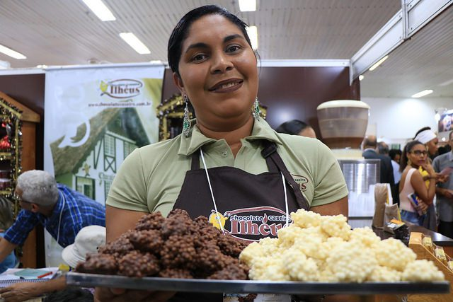 Festival do Chocolate em Ilhéus intensifica o turismo local