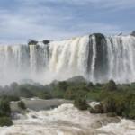 Cataratas do Iguaçu são homenageadas no Dia das Sete Maravilhas do Mundo