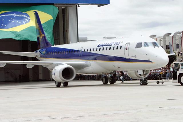 Embraer sai do prejuízo e lucra R$ 192,7 milhões no 2º trimestre