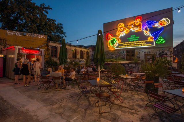 População jovem de Leipzig, na Alemanha, reinventa a cidade com a criatividade