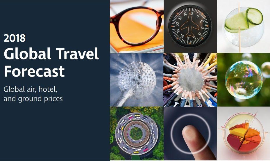 Pesquisa: Global Business Travel Association prevê aumento das tarifas aéreas e hoteleiras para 2018