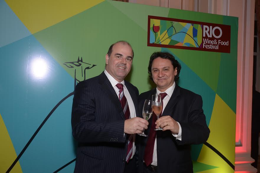 Frase do executivo – Sérgio Queiroz, idealizador do Rio Wine and Food Festival
