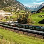 Suíça sobre trilhos: Grand Train Tour Switzerland é oportunidade de conhecer o país