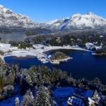 Bariloche volta ao normal após intensa nevasca no fim de semana