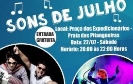 Guarujá promove projeto Sons de Julho no próximo sábado