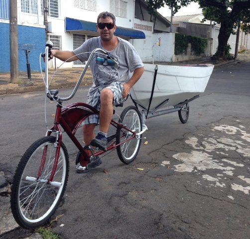 Barco Zero Pé (Foto: divulgação)