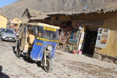 Transporte típico da região do vale