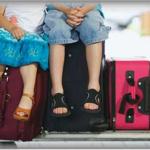 Booking.com pesquisa como se preparar para viajar com crianças