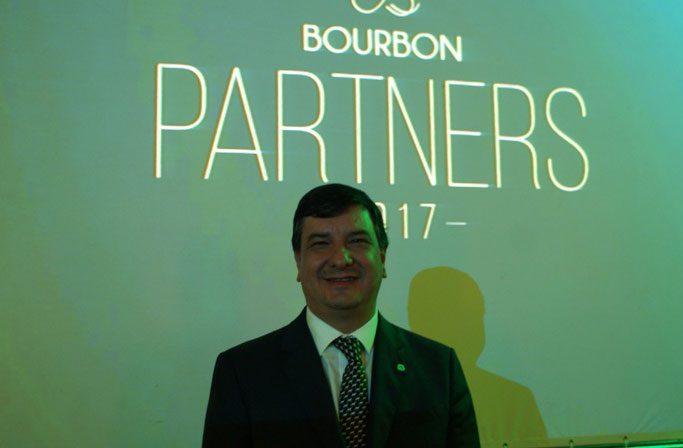 """Jefferson Munhoz, diretor de vendas da Bourbon: """"O objetivo é prestigiarmos nossos principais parceiros e comemorarmos nossos ótimos resultados."""
