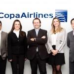Copa Airlines apresenta sua nova equipe gerencial para o Brasil