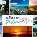 Ministro do Turismo lança campanha para divulgar atrativos da Região Sul