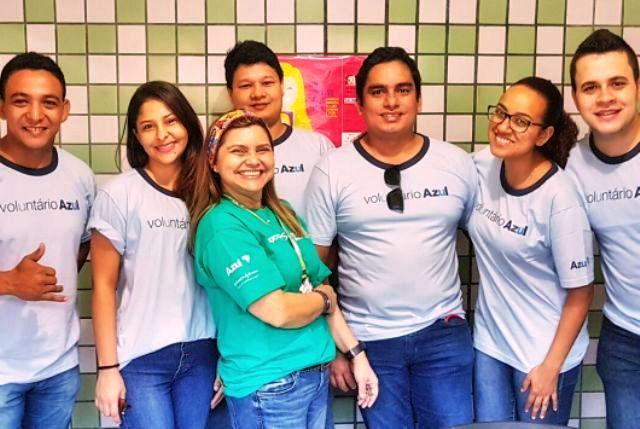 Operação Sorriso realiza missão em Santarém com ajuda da Azul