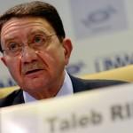 Frase do Dia: Taleb Rifai, secretário geral da OMT da ONU