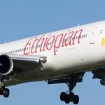Ethiopian Airlines divulga rota sem escalas