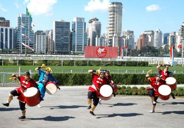 Jockey Club São Paulo homenageia comunidade japonesa