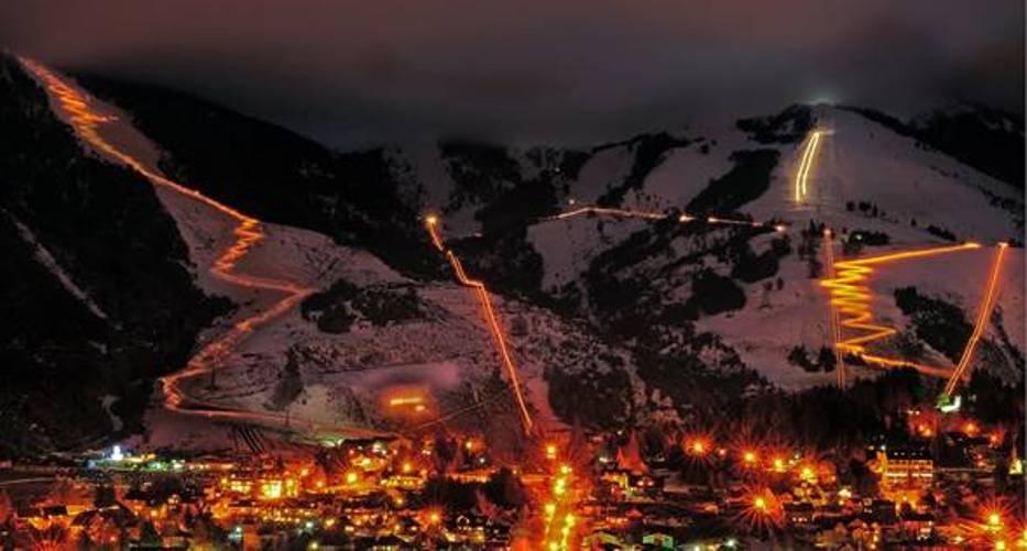 Bariloche realiza a 47ª edição da Festa Nacional da Neve