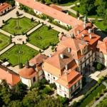 Hospedagem em castelos vira realidade na República Tcheca