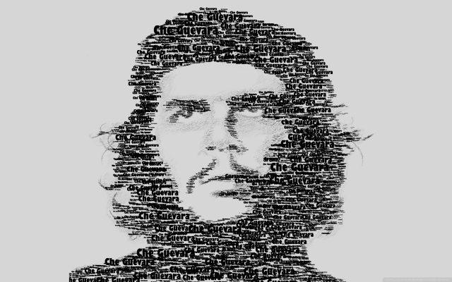 Frase do dia: Che Guevara, guerrilheiro, jornalista e escritor