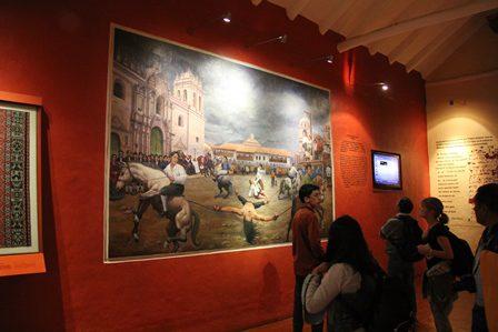 Boleto dá direito a acessar diversas atrações, entre elas o Museu Histórico de Cusco (Foto: DT)