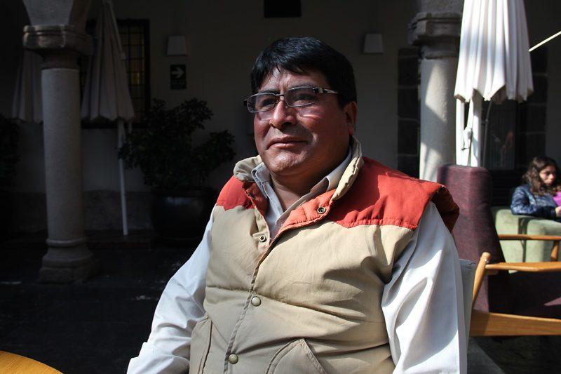 Segundo Nicolas Soto, La Pachamama está em todo o lugar