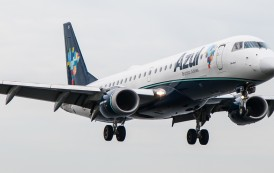 Azul encomenda novas aeronaves para rotas internacionais