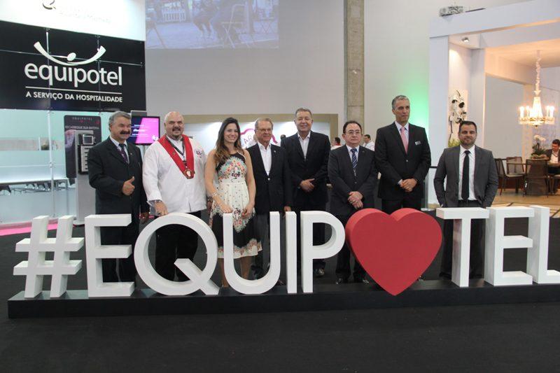 Equipotel reúne novidades para hospitalidade em hotéis, motéis, bares e restaurantes