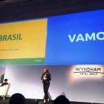 Érica Drumond é palestrante na Conferência Regional 2017 América Latina & Caribe Wyndham Hotel Group na Argentina