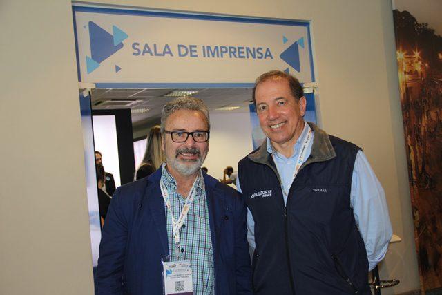 DIÁRIO e Pasaporte News, do Uruguai, fecham acordo durante Expo-ABAV 2017