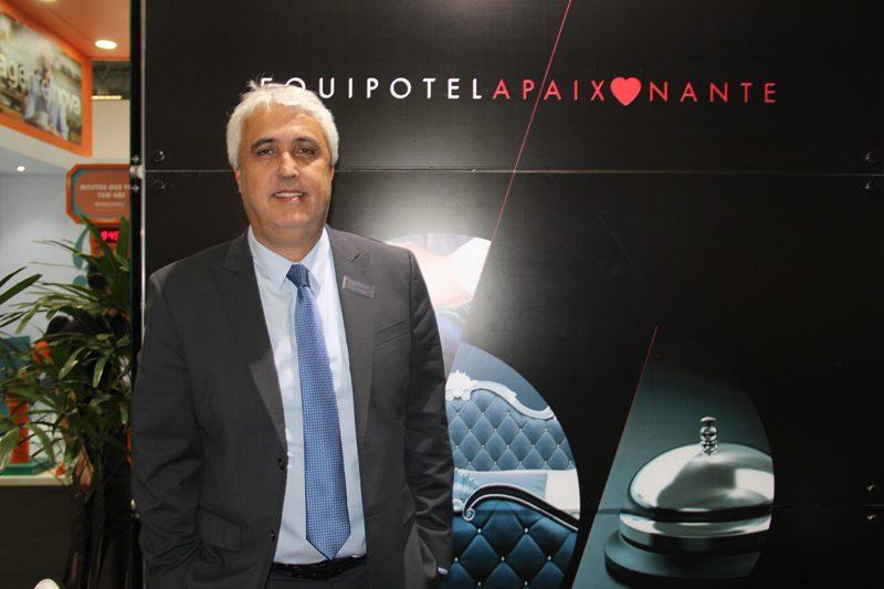 """Paulo Octavio, VP executivo da Equipotel: """"alguns setores já se recuperam, mas o momento é de eficiência"""""""