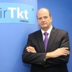 Ralf Aasmann, diretor executivo da Air Tkt , fala ao DIÁRIO sobre as fraudes no cartão de crédito (RETRO 2017)