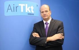 Ralf Aasmann, diretor executivo da Air Tkt , fala ao DIÁRIO sobre as fraudes no cartão de crédito