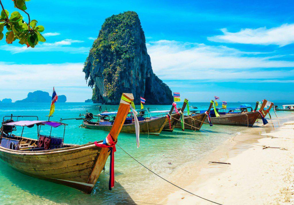 Viajanet apresenta quatro motivos para visitar a Tailândia