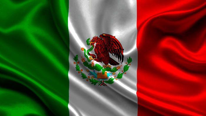 Força México! Estamos juntos! (RETRO 2017)