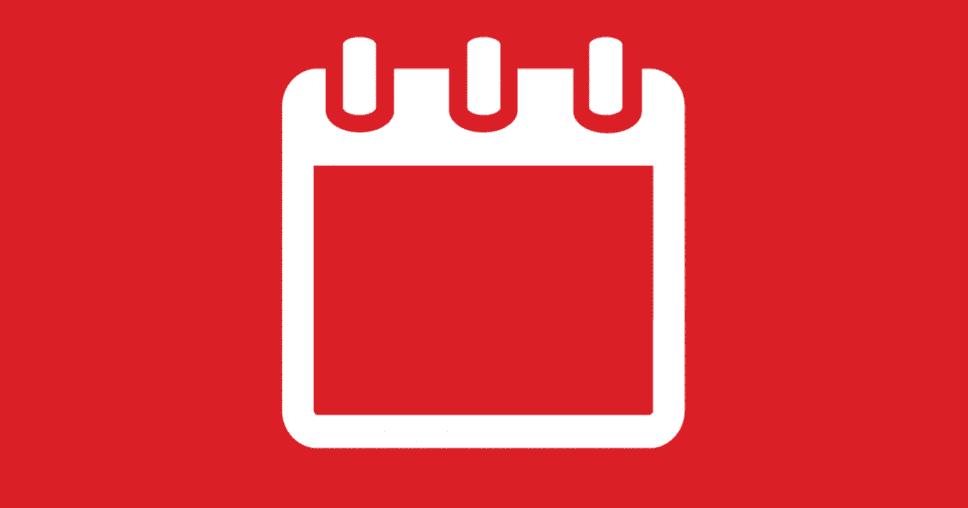O Rio de Janeiro e o calendário de Eventos