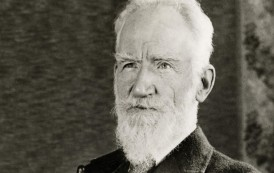 Parafraseando Bernard Shaw