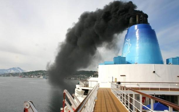 Os cruzeiros poluem os oceanos?