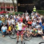 InterContinental São Paulo e Pedal Voluntário promovem mais uma pedalada solidária